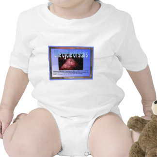 Education, Science, Life cycle of stars Bodysuit