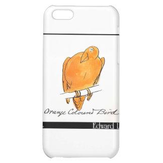 Edward Lear's Orange-Coloured Bird iPhone 5C Case