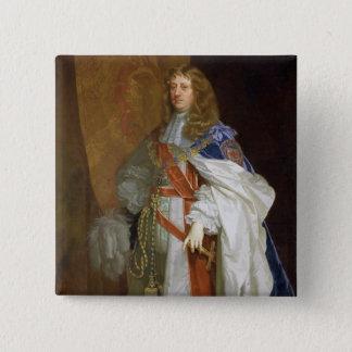 Edward Montagu, 1st Earl of Sandwich, c.1660-65 (o 15 Cm Square Badge