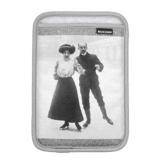 Edwardian Skaters iPad Mini Sleeve