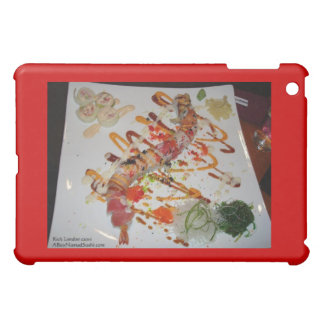 Eel Sushi Roll Mugs Cards Gifts Etc iPad Mini Cover