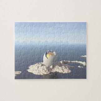 Egg Island Jigsaw Puzzle