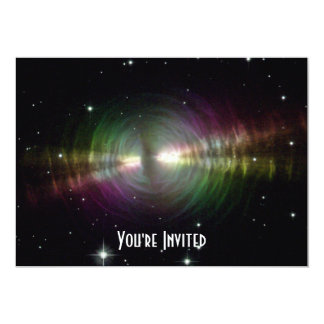 Egg Nebula Invitation