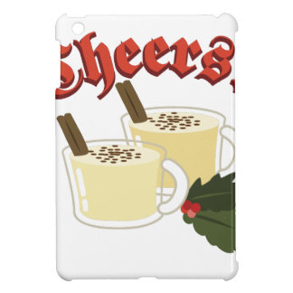 Egg Nog Cheers! Cover For The iPad Mini