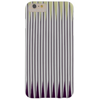 Eggplant Color Weave Barely There iPhone 6 Plus Case