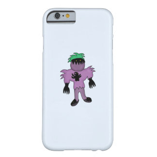 Eggplant monster barely there iPhone 6 case