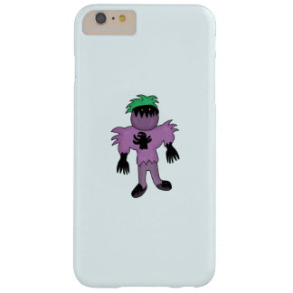 Eggplant monster barely there iPhone 6 plus case