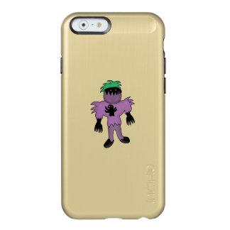 Eggplant monster incipio feather® shine iPhone 6 case
