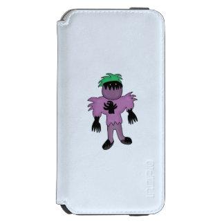 Eggplant monster incipio watson™ iPhone 6 wallet case