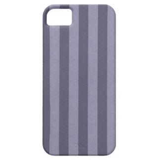 Eggplant Stripes iPhone 5 Cover