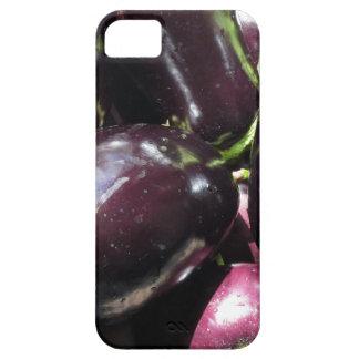 Eggplants background iPhone 5 case
