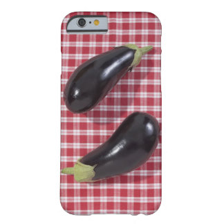 Eggplants Barely There iPhone 6 Case