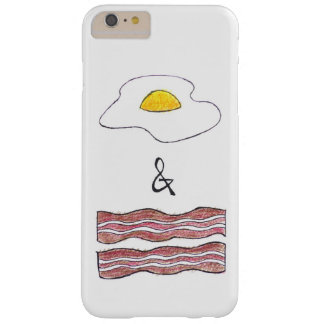 Eggs and Bacon Funny Phone Case