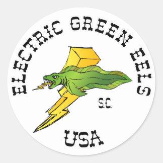 EGS Electric Eels Sticker