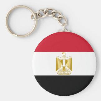 Egypt Flag Keychain