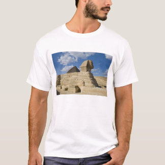 Egypt, Giza. The great Sphynx rises above the 2 T-Shirt
