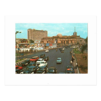 Egypt - Tehrir Square and the Eqypian Museum Postcards