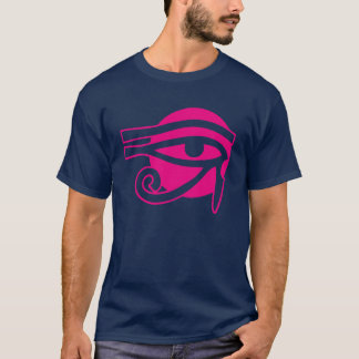 Egyptian Eye of Horus Hieroglyph T-Shirt