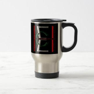 EHC Matrix Chaotic Symbol Stainless Steel Travel Mug