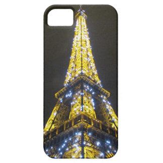 eiffel bright night iPhone 5 case