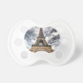 Eiffel Tower Baby Pacifiers