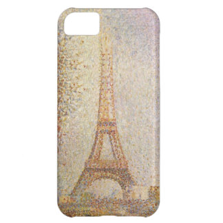 Eiffel Tower by Georges Seurat iPhone 5C Case