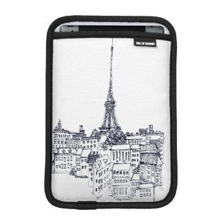 Eiffel Tower iPad Mini Sleeve