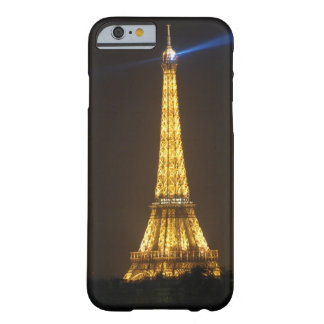 Eiffel Tower night Barely There iPhone 6 Case