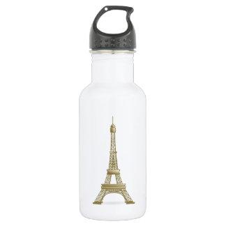 Eiffel Tower Paris 532 Ml Water Bottle