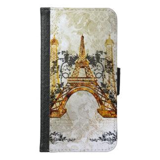 Eiffel tower samsung galaxy s6 wallet case