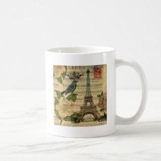 Eiffel Tower vintage Paris Coffee Mug