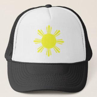 Eight Ray Sun Trucker Hat