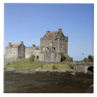 Eilean Donan Castle, Scotland. The famous Eilean 3 Tile
