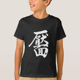 """Ekubo"" as a dimple ON cheeks (WH) T-Shirt"