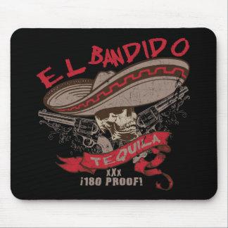 El Bandido Tequila Mousepad