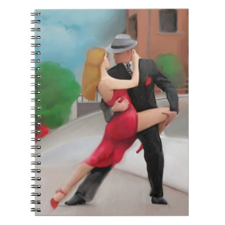El Dia que me quieras Tango Notebook
