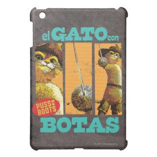 El Gato Con Botas Cover For The iPad Mini