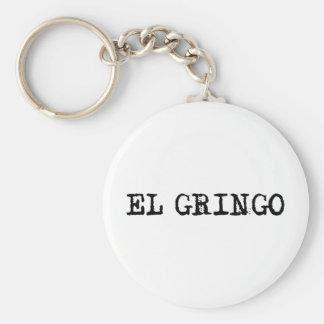 El Gringo Key Ring
