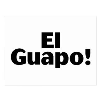 El Guapo Postcard