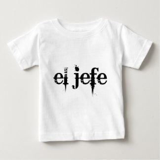 El Jefe Baby T-Shirt
