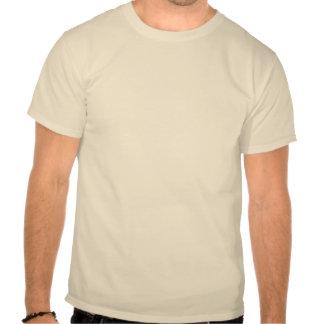 El Jefe logo Floreado blue azul Tee Shirt