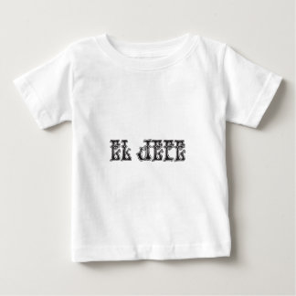 El Jefe logo Liquido Liquid Infant T-Shirt