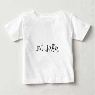 El Jefe logo tuerto funky Infant T-Shirt