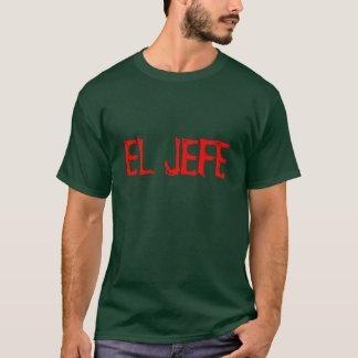 """""""El Jefe"""" t-shirt"""
