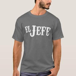 El Jefe Translation The Boss Funny Shirt