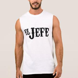 "El Jefe Translation ""The Boss"" Funny Shirt"