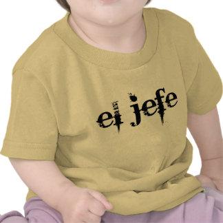 El Jefe T Shirts