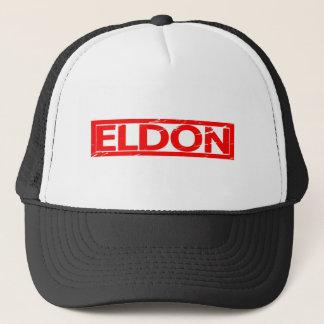 Eldon Stamp Trucker Hat