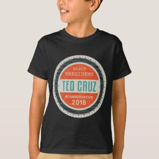 Elect President Ted Cruz T-Shirt
