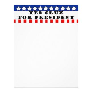 Elect Ted Cruz Flyer